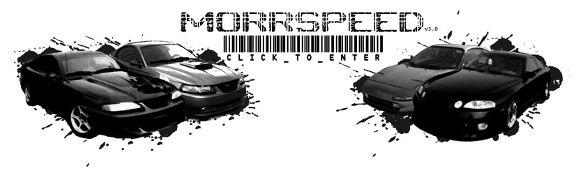 Click to Enter MorrSpeed Online Store